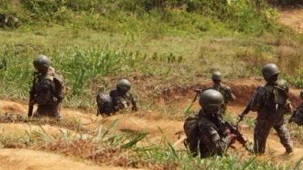 Vraem: presuntos terroristas dispararon contra un colegio de Pariahuanca