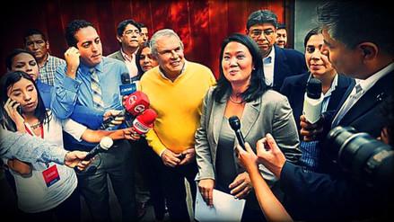 ¿Luis Castañeda violó la ley electoral al reunirse con Keiko Fujimori?