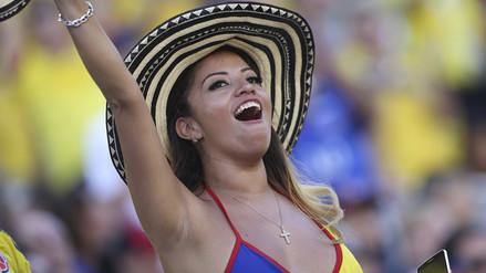 Copa América Centenario: colorida fiesta en tribunas del Levis Stadium