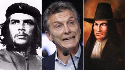 Argentina: Mauricio Macri retira cuadro del 'Che' Guevara de la Casa Rosada