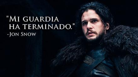 Twitter: Jon Snow luce nuevo look tras dejar El Muro de Game of Thrones [FOTOS]
