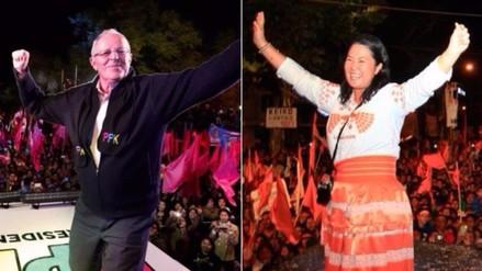 PPK vs. Keiko Fujimori: ¿Qué partido gastó más en la segunda vuelta?