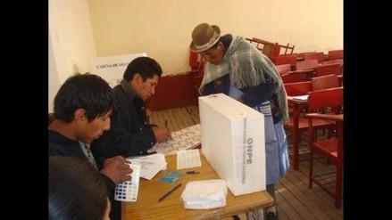 Puno: se podrá votar con DNI caduco según RENIEC