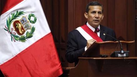 Humala observó la ley sobre retiro de fondos AFP para vivienda
