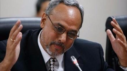 Manuel Burga: legalidad en proceso de extradición fue plenamente cautelada
