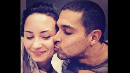 Demi Lovato anuncia fin de su relación con Wilmer Valderrama
