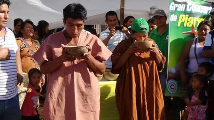 Realizan festival del Masato en la selva de Pasco