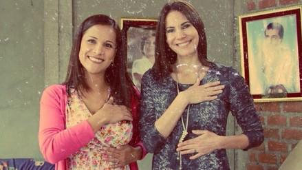 Twitter: Mónica Sánchez y Karina Calmet enfrentadas por posturas políticas [VIDEO]