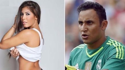 Costa Riva vs Paraguay: Nadia Aranda se atribuye lesión de Keylor Navas