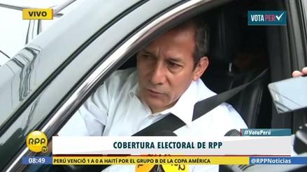 "Humala sobre caso Montesinos: ""Vamos a sancionar a responsables"""