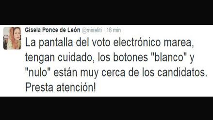 Twitter: así vive la farándula la segunda vuelta electoral