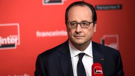 Hollande admite que hay una amenaza terrorista yihadista en Francia