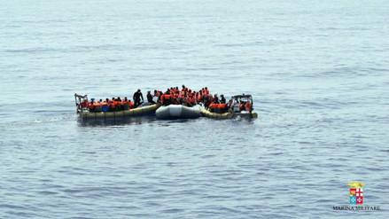 Mueren casi 900 inmigrantes en el Mediterráneo en diez días