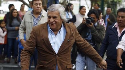 """Olivera: """"La democracia derrotó a la dictadura y al narcotráfico"""""""