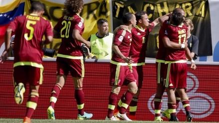 Copa América: Venezuela derrotó 1-0 a Jamaica por el Grupo C