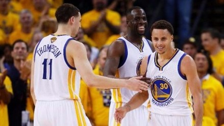 NBA: Golden State Warriors vencieron 110-77 a los Cleveland Cavaliers