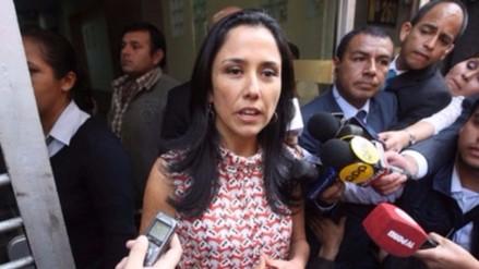 Ministerio Público ordena investigar a Nadine Heredia por usurpación