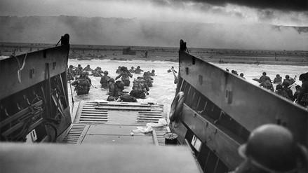 Día D: el desembarco de Normandía en imágenes