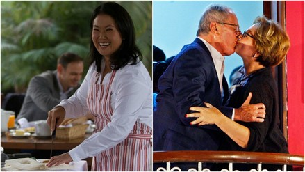 Fotos: así fue el día de la segunda vuelta para PPK y Keiko Fujimori