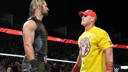 WWE: John Cena deberá volverse a operar a causa de Seth Rollins