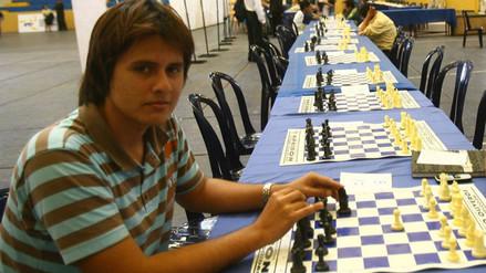 Peruano Emilio Córdova se coronó campeón continental de ajedrez