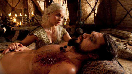 Instagram: Khal Drogo saluda a Drogón de Game of Thrones