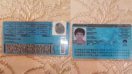 Encuentran billetera de estudiante en Surco