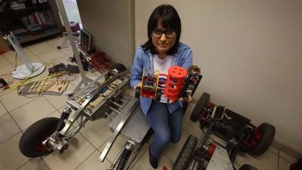 Joven científica peruana de la UNI gana beca para estudiar en la NASA