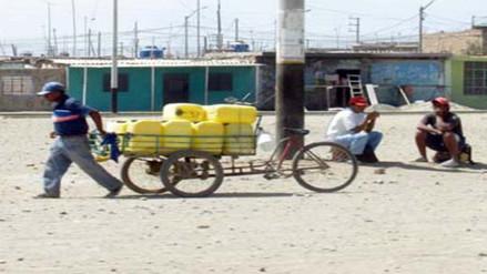 Tumbesinos se encuentran desabastecidos de agua potable