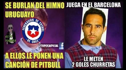Copa América: Argentina y Chile son blanco de memes