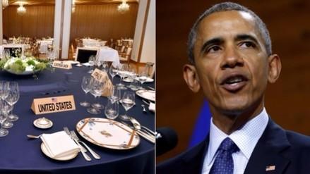 Japón: hotel ofrece comer y dormir como Barack Obama por 2,000 euros
