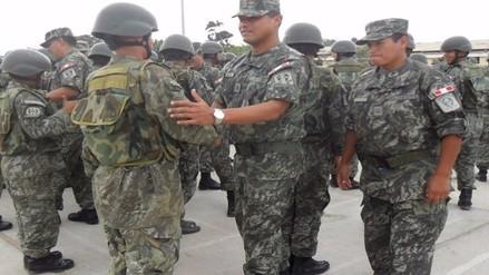 En el último año más jóvenes lambayecanos se enrolaron al Ejército