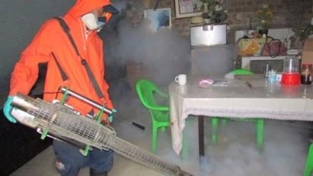 Disminuye en un 40 por ciento casos de dengue