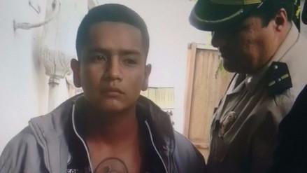 Chiclayo: detienen a joven que agredió a efectivo policial