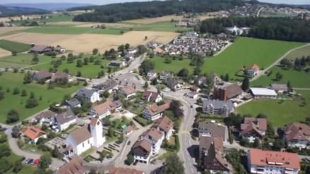 Un pueblo suizo paga US$ 300.000 para no recibir a diez refugiados