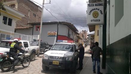 Otuzco: herido de bala deja guerra entre bandas