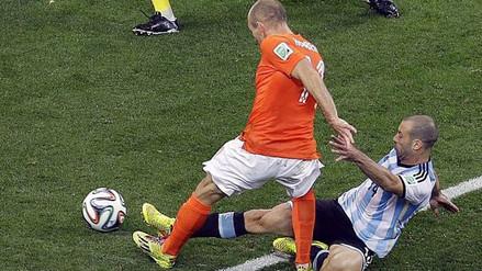 Javier Mascherano cumple años y revivimos su heroico cierre en el Mundial