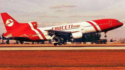 Fotos: 12 aerolíneas peruanas que terminaron desapareciendo