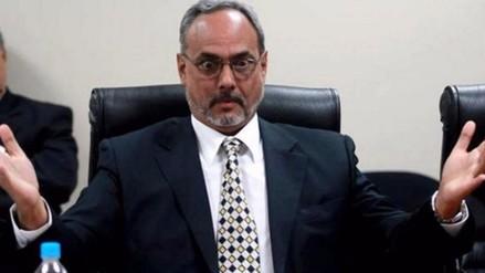 Fiscalización halló evidencias de que Manuel Burga lavó dinero