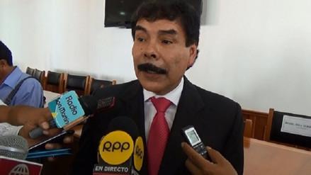 Piden 16 meses de prisión para alcalde de Arequipa