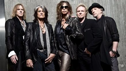 Aerosmith: abren nuevas localidades para su concierto
