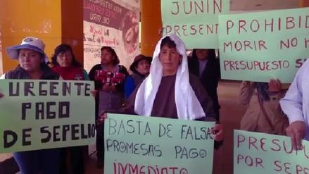 Huancayo: SIS aclara que no mantienen deudas con empresas funerarias
