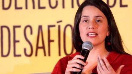 Mendoza a Keiko Fujimori: