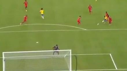 Brasil vs. Haití: Philippe Coutinho anotó un golazo en la Copa América