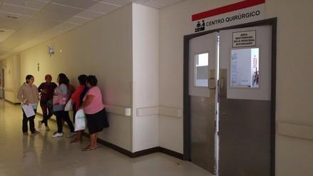 Cierran salas de operaciones de hospital por falta de desinfectante