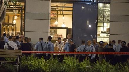 Cuatro muertos en atentado palestino en Tel Aviv