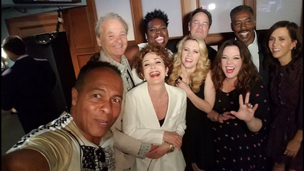 YouTube: elenco original de 'Ghostbusters' se reúne con las actrices del remake