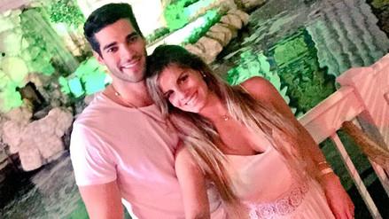 Alejandra Baigorria y Guty Carrera, cuando todo era felicidad [FOTOS]