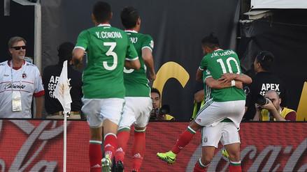 México venció 2-0 a Jamaica y avanzó a cuartos de la Copa América