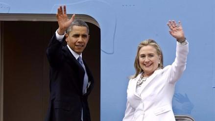 Obama da su apoyo oficial a Clinton como candidata a la Presidencia